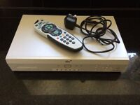 Pace Sky Plus + Box 160 GB Model Number BSKYB 3100 Remote Leads