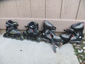 like new roller blades