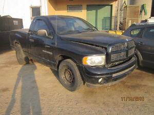 LAST CHANCE PARTS! 2002 DODGE RAM @ PICNSAVE WOODSTOCK!