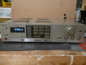 Sony STR VX250 Receiver