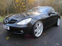Mercedes-Benz SLK Slk200 Kompressor PETROL MANUAL 2006/06