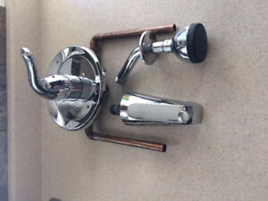 American Standard Tub and Shower Faucet