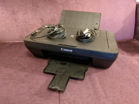 Canon PIXMA MG2550S with FULL ink cartridges