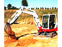 small excavating co does bobcat/excavator/auger/concrete romoval