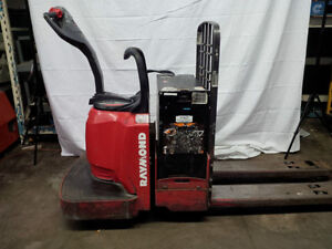 Toyota, Hyster and Raymond forklifts for sale