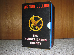 Hunger Games Trilogy Hard Cover Collection