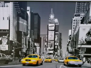 Cadre taxi new york