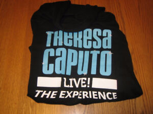 HOODIE FROM TERESA CAPUTO'S SHOW AT THE AUD