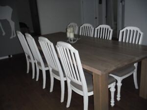 High End Dining Chairs ( 8 )