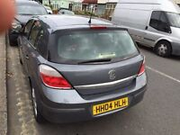 Vauxhall Astra 2004 clean car