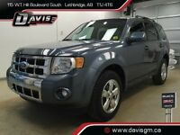 2011 Ford Escape AWD 4dr V6 Auto Limited