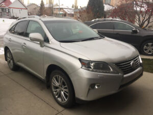 2014 Lexus RX 350 - Mint and loaded