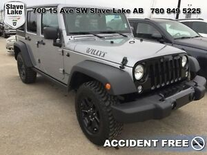 2015 Jeep WILLY'S SPORT 4X4!!LOW MILEAGE!!