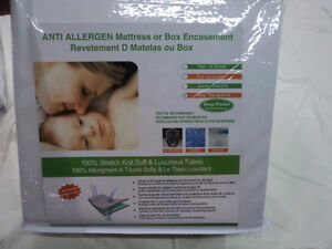 Mattress Encasements Anti allergen,Anti bed bug, Anti spill top