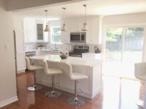 COMPLETELY RENOVATED WHITBY 3 BEDROOM