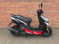 NEW Euro 4 Lexmoto Echo 50cc learner legal – own this bike for only £6.12 a week