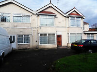 **Superb Spacious 3 Bedroom Flat, Stockbrook, Derby, Private Parking**