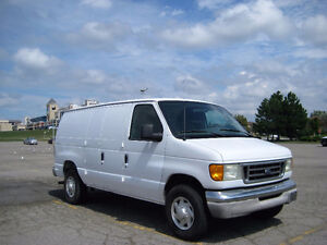 2004 Ford E350,1 ton cargo,FULLY CERTIFIED