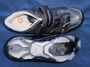 8478162a1 Shimano SH-WM52L Women s Cycle Road Shoes with SPD cleats 39 7.2