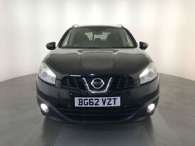 2012 62 NISSAN QASHQAI +2 N-TEC + DCI 4WD AUTO 1 OWNER SERVICE HISTORY FINANCE