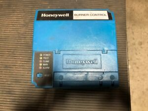 Honeywell 7800 Burner Control