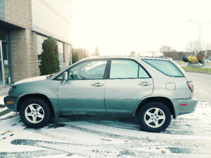 2000 Lexus Other SUV, Crossover