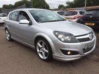 2008 Vauxhall Astra 1.9 CDTi X-Pack 150 Full Service History 2 Keys 9 Months Mot