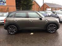 2013 MINI Countryman 2.0 Cooper SD Hatchback 5dr Diesel Manual ALL4 (130