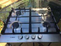 Bosch - Used stainless steel gas cooker job