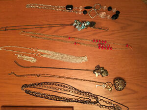 6 long collier