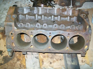 1970 Ford 302 Block and crank
