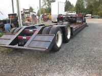 60 ton lowbed reduced