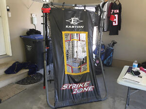 Strike Zone Easton Pitching Net