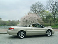 A 2005 Chrysler Sebring GTC Convertible