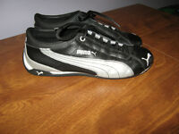 PUMA - WOMEN'S SUPER LITE - DANCING SHOES - SIZE 7