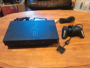 PS2 Console w/controller 10 Games $100.00 OBO