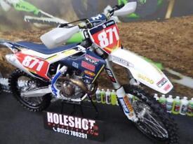 Husqvarna FC 450 Motocross Bike Electric start