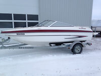 2007 Glastron GT 185 with a 190 Hp Volvo Penta