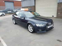 2012 AUDI A4 2.0TDI MANUAL SE ONLY 94,700 MILES WARRANTED