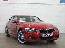 2013 BMW 3 SERIES 320d xDrive M Sport Step Auto