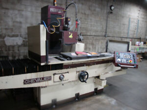 1999 Chevalier FSG-2040ADII Automatic Surface Grinder