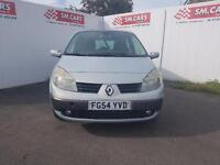 2004 54 RENAULT GRAND SCENIC 1.9dCi DYNAMIQUE.NEW CLUTCH AND FLYWHEEL,FULL MOT .