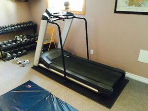 Exercise equipment maintenance and repairs