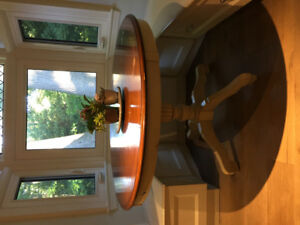 "48"" Round Kitchen Table"