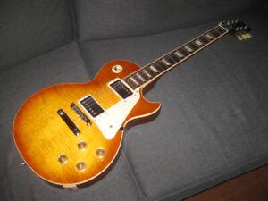 2013 Gibson Les Paul Traditional Caramel Burst