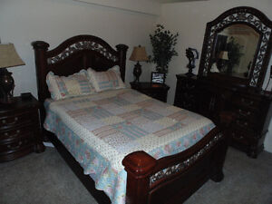Private, Furnished, 1 Bdrm on the waterfront ideal for fishing