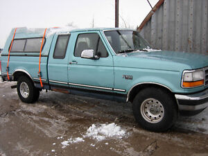 1995 Extended cab CAB F150 F250 F350 solid floorpans Cambridge Kitchener Area image 1
