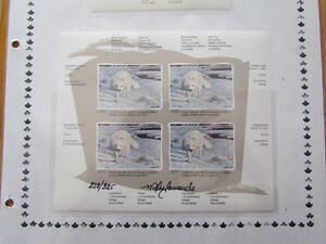 TIMBRES NEUF CANADA  -  ANNÉE 2003 COMPLETE