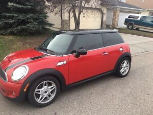 2008 Mini Cooper S series Turbo