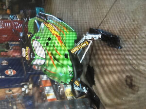 2003 Artic cat rolling chassis with parts